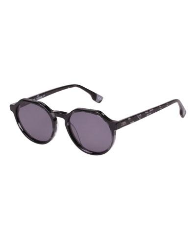 Bang Acetate Monochromatic Sunglasses