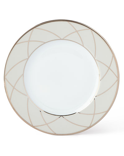 Clair de Lune Arches Bread & Butter Plate