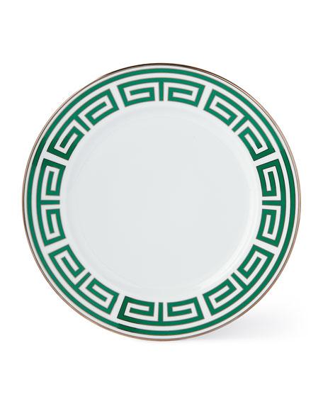 Labirinto Green Dinner Plate
