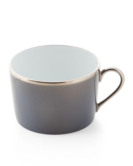 Haviland Color Block Gray/Platinum Cup
