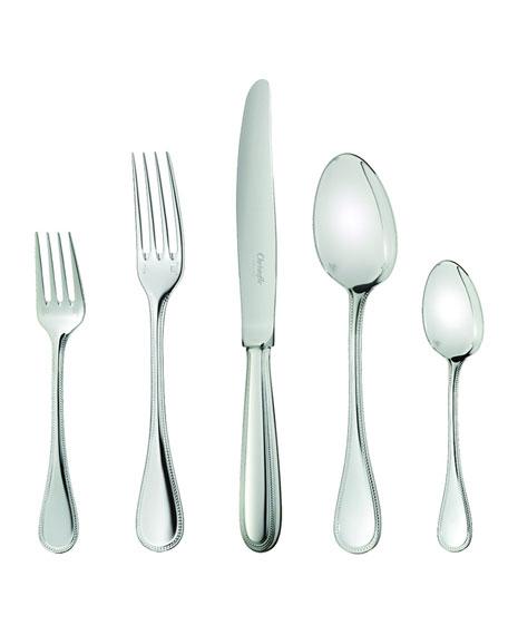 Christofle Perles 2 Dinner Knife