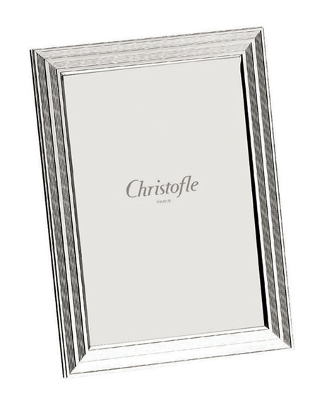 "Christofle Filets Frame, 5"" x 7"""