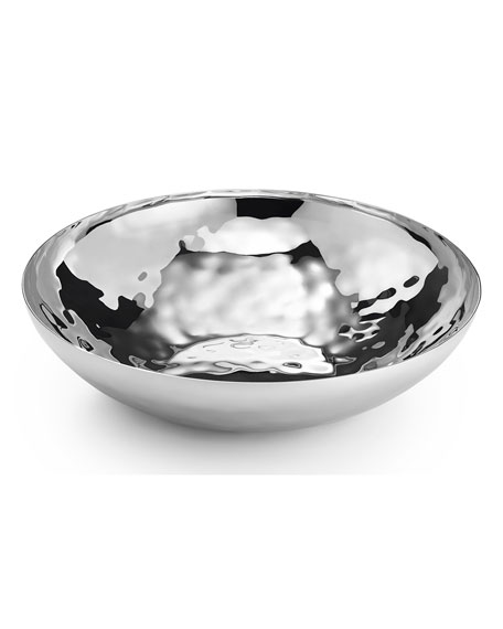 "Luna 19"" Round Serving Bowl"