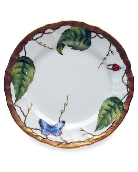 Ivy Garland Salad Plate