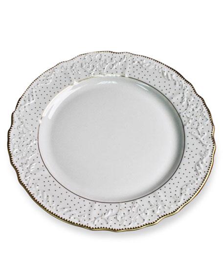 """Anna Weatherley """"Simply Anna Polka"""" Dinner Plate"""