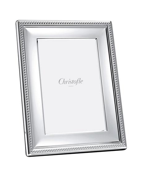 "Christofle Perles 4"" x 6"" Frame"