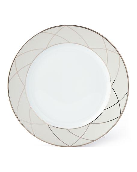 Haviland Clair de Lune Arches Dinner Plate