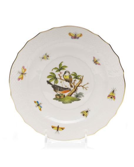 Herend Rothschild Bird Salad Plate #2