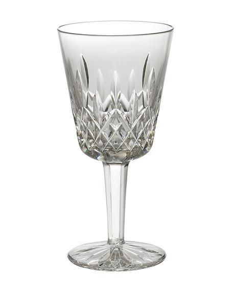 Waterford Crystal Lismore Crystal Goblet