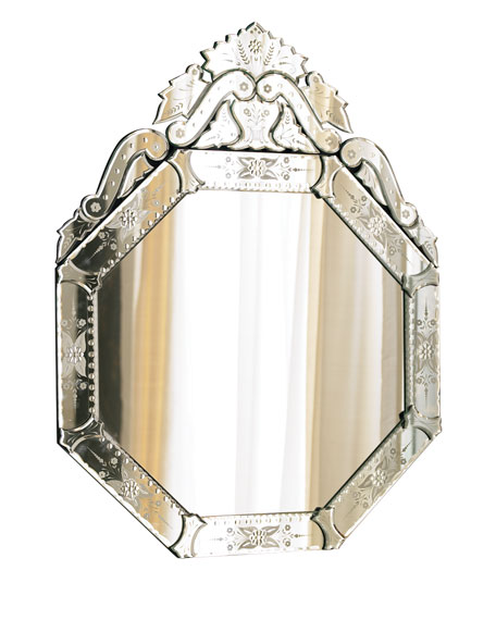 Image 5 of 6: Vasari Mirror