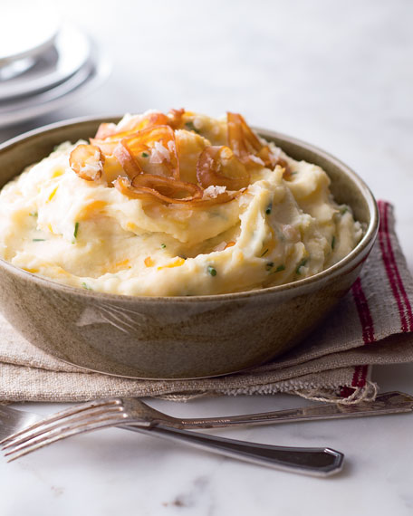 Twice-Baked Potato Casserole, For 8-10 People