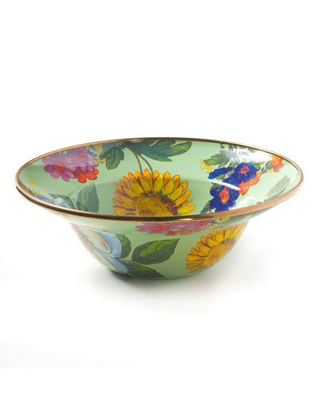 Flower Market Breakfast Bowl
