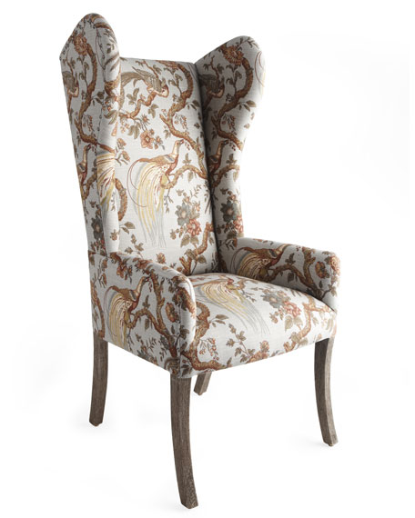 Image 3 of 3: Pheasant Host Chair