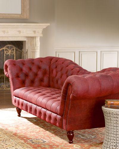 Berry Recamier Sofa 90.25