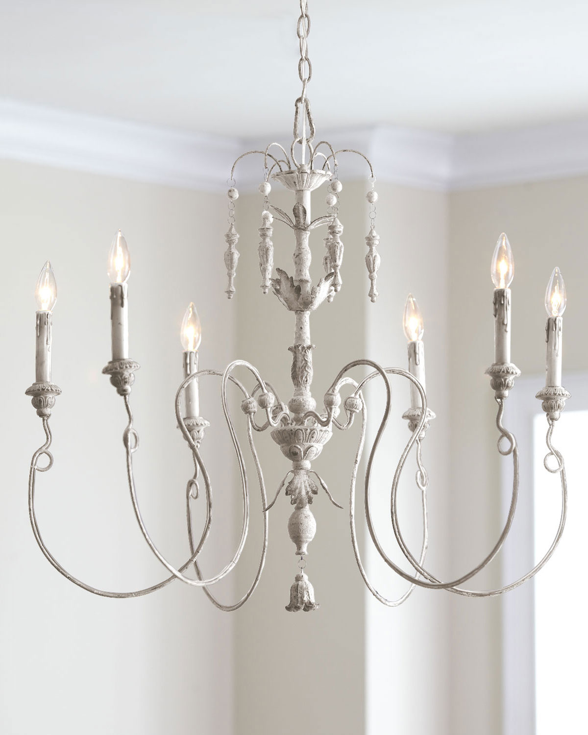 crystal charming harp sold candles vine antique endearing chandelier with iron wrought chandeliers beautiful