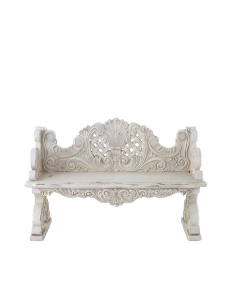 """""""Delicate"""" Bench"""