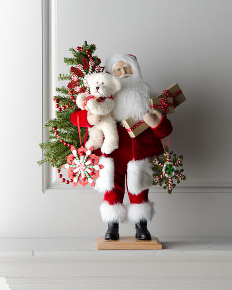 My Christmas Bear Santa