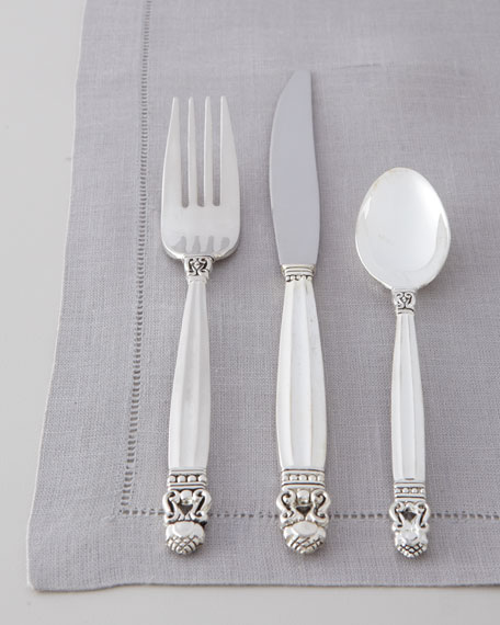 65PC OLD COPENHAGEN FLATWARE