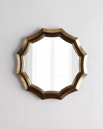 Sinclair Scallop Mirror