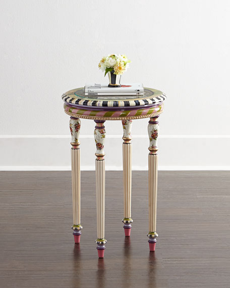 mackenziechilds summerhouse accent table neiman marcus