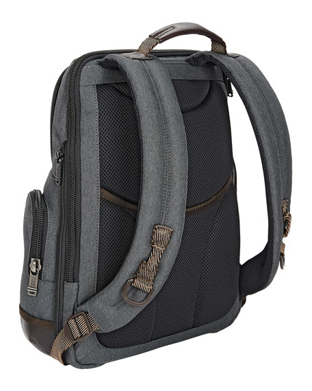 Alpha Bravo Anthracite Knox Backpack
