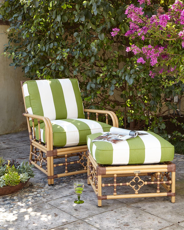 Mimi Outdoor Lounge Chair - Lane Venture Mimi Outdoor Lounge Chair Neiman Marcus