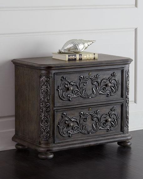 Hooker Furniture Matilda Two-Drawer Lateral File
