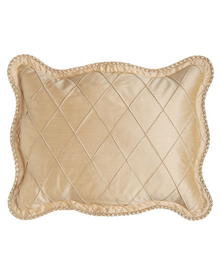 Sweet Dreams Standard Elizabeth Diamond Pintuck Sham