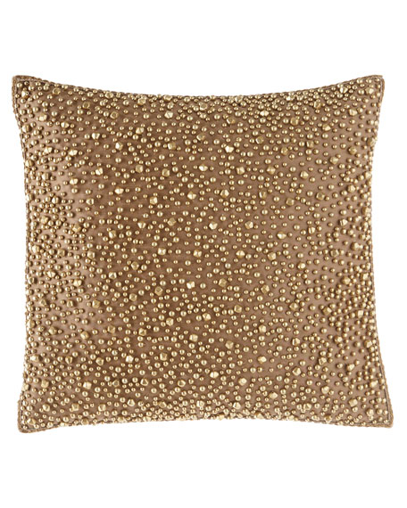 "Khanana Pillow, 18""Sq."