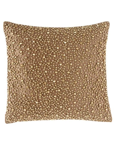 "Khanana Pillow, 18""Sq."