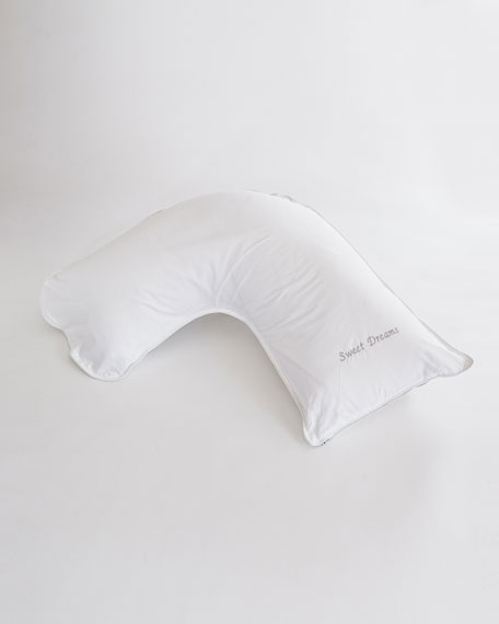 The Pillow Bar Side Sleeper Pillows