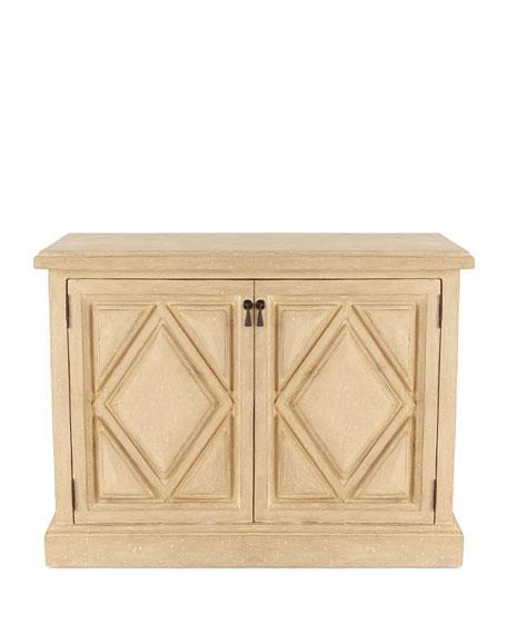 Damon Outdoor Storage Cabinet