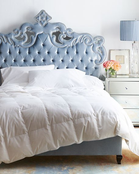 Haute House Julia Tufted California King Bed