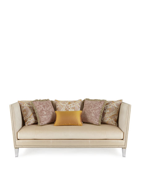 Image 4 of 4: Massoud Lydia Rose Sofa