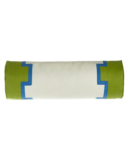 "Camden Neck Roll Pillow, 7"" x 22"""