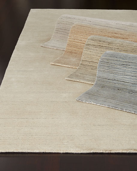 Radford Striated Rug, 6' x 9'