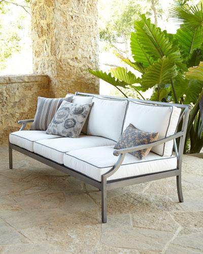 Charlotte Outdoor Sofa