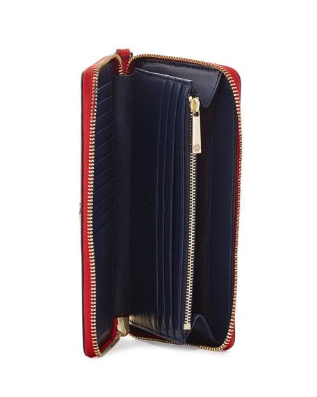 Parker Zip Continental Wallet