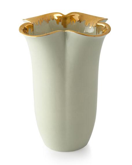 AERIN Bellamy Clover Cachepot & Vase