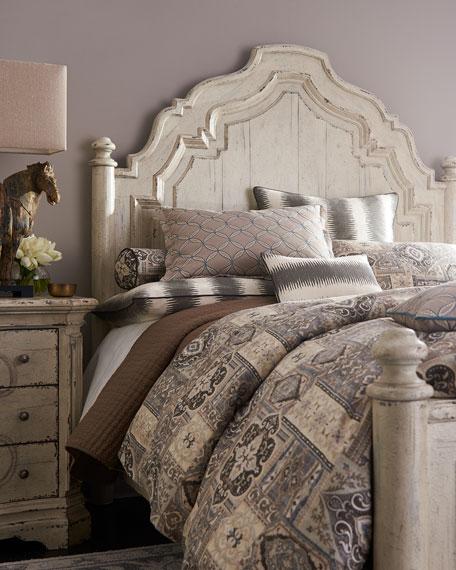 Adelina King Panel Bed
