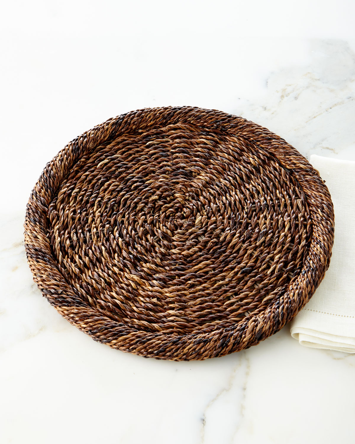 Juliska Rope Charger Plate