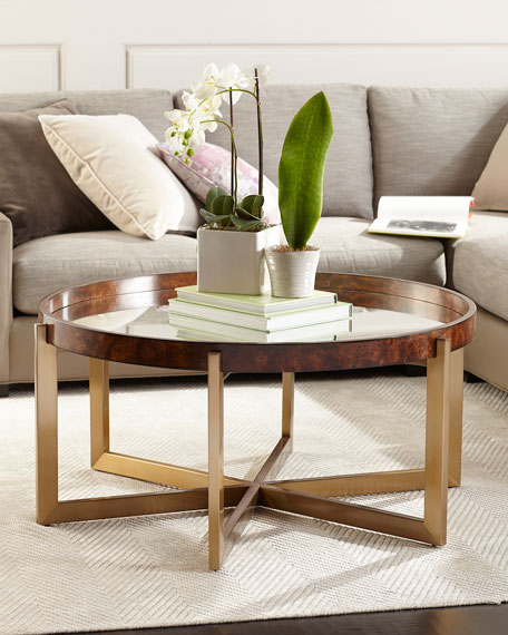 Cynthia Rowley for Hooker Furniture Horizon Coffee Table