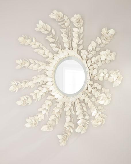 Palecek Coco Magnolia Mirror