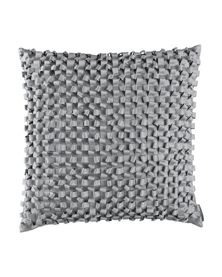 Ribbon 20 Sq Pillow