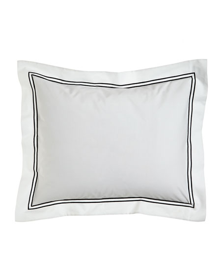 SFERRA Two Standard 200 Thread-Count Resort Pillowcases