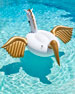 Pegasus Giant Pool Float, White/Golden
