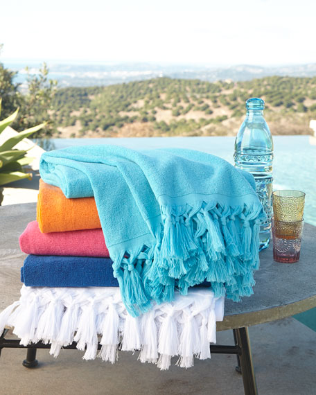 Scents and Feel Fouta Beach Towel