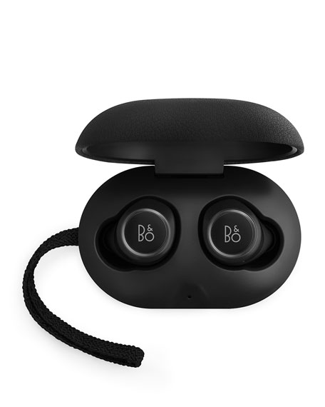 E8 In-Ear Earphones, Black