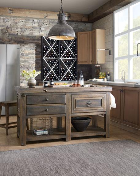 Hooker Furniture Casella Island Counter