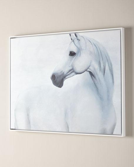 Calm Gaze Horse Giclee